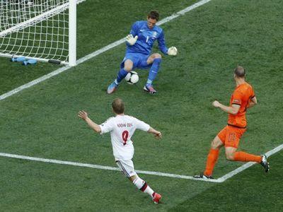 Сенсация на Евро-2012.