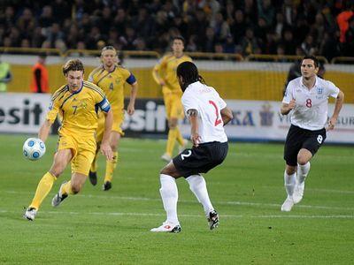 Ходжсон и Блохин дали комментарии накануне матча Украина-Англия