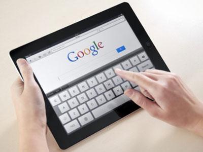 Гугл на планшет