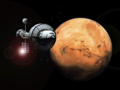 Curiosity который успешно сел на марс 6