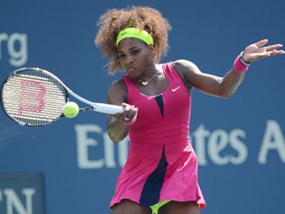 Серена Уильямс стала первой на US Open