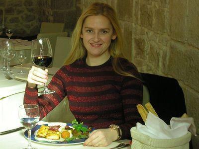 «Вкусная еда, бокал вина, хорошее настроение - залог отличного дня», - уверяет наша землячка, уже 13 лет живущая в Италии.