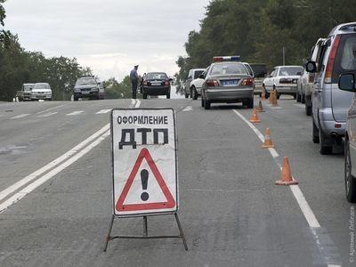 Дончанин стал виновником аварии в Крыму