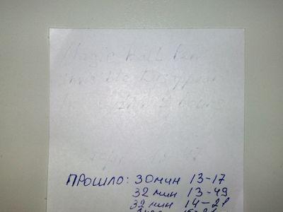 Выборы-2012. На трех участках Одессы нашли ручки с исчезающими чернилами