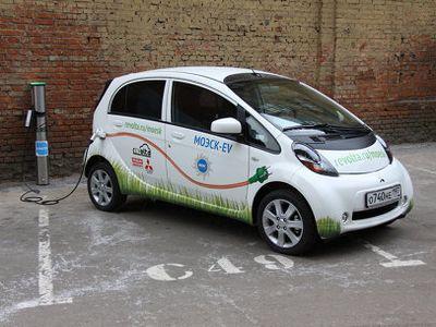 В Украине появилась первая заправка для электромобилей