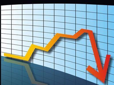 В экономике Донбасса наметился спад