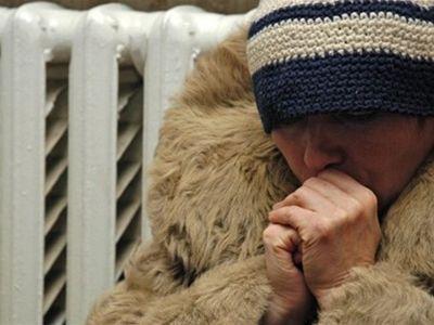 Жители Краматорска замерзают