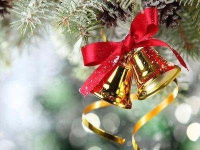 Главные новогодние ёлки-2013