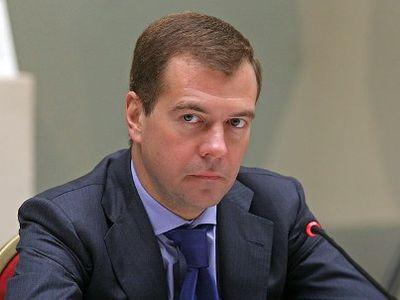 Медведев не боится падения цен на газ и хочет сделать российскую экономику диверсифицированной
