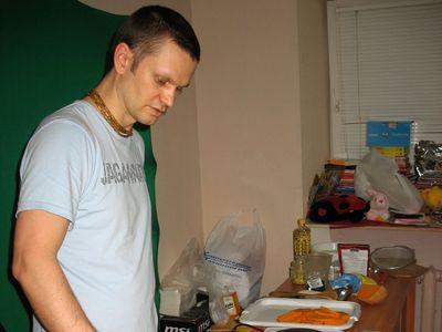 Андрей: «В индийской кухне главное - специи».
