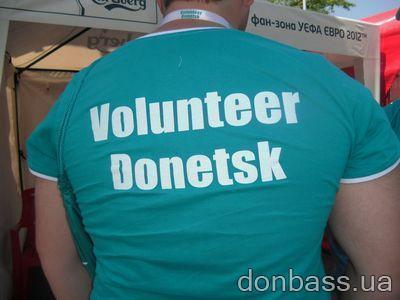 На подготовку волонтеров потратили более полутора миллионов гривен