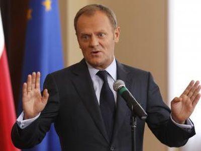 Премьер-министр Польши Дональд Туск