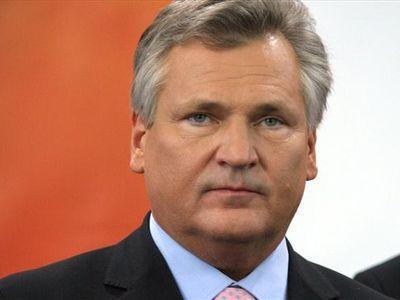 Квасьневский просит украинских политиков объединиться ради Евросоюза