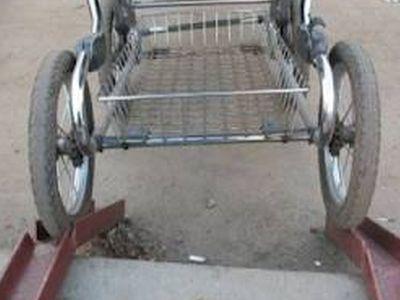 Всего 20% объектов Краматорска приспособлены для инвалидов