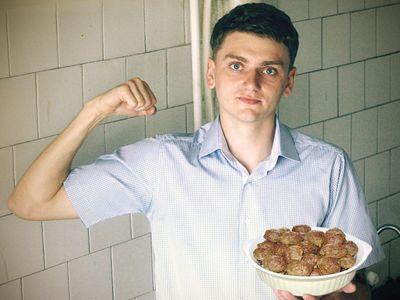 Еда от супергероев придётся по вкусу всем,  кто любит нагрузки, считает Виталий.