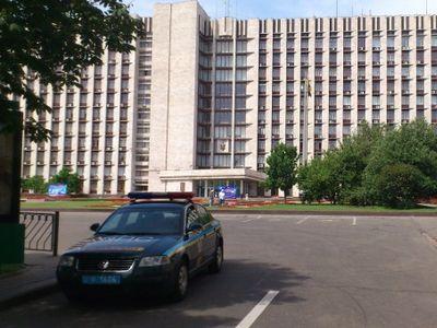 В милиции боятся провокаций на митинге оппозиции в Донецке?