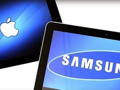 Samsung проиграл Apple патентное разбирательство