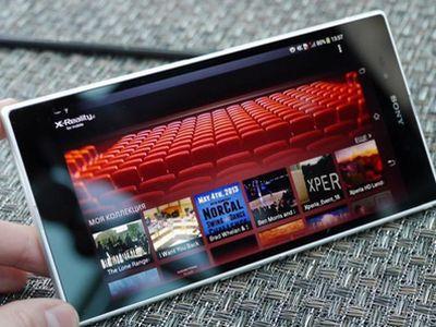 У Sony вышел новый флагманский смартфон