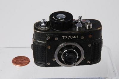 Донецкого коллекционера арестовали за владение фотоаппаратом КГБ