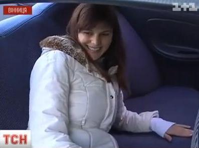 28-летняя красавица родила в такси. Как это было (ВИДЕО)