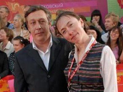 жена ефремова михаила фото
