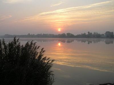 На озере Репном утонул агрегат добычи бальнеологического сырья