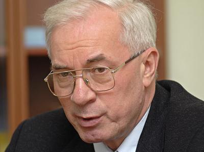 Азаров получит пенсионное удостоверение через несколько дней (ФОТО)