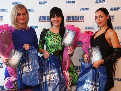 Лиля, Аня и Полина - любуйся, Украина!