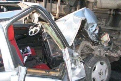 В Донецкой области в своей машине взорвался начальник ГАИ