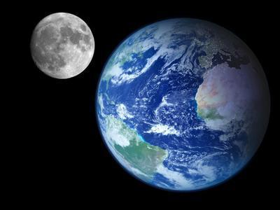 В 2014 году Луна невероятно приблизится к Земле