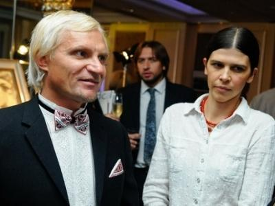 К юбилею Олега Скрипки жена подарит ему пятого ребёнка