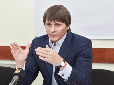 Владелец крупного торгового центра в Донбассе заявил о поддержке протестов
