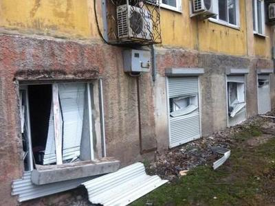 В Донецкой области разгромили пять офисов политических партий