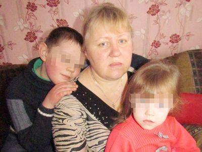 Евгения Иванченко с семьёй живёт на съемной квартире, а той, что купили у мошенника, им не видать. Как и денег.