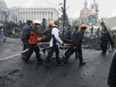В Киеве умер ещё один пострадавший на Майдане, 216 - в больнице