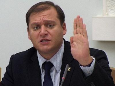 Съезд Партии регионов: страсти вокруг Добкина и Тигипко