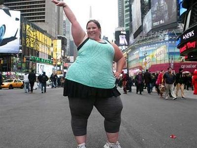 160-килограммовая танцовщица покорила Интернет (ВИДЕО)