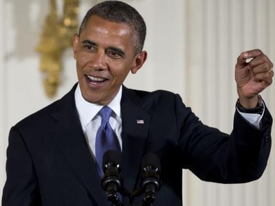 Обама поехал в Азию разговаривать об Украине
