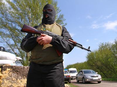 """Бойцы роты """"Донбасс-1"""" уже работают на территории Донецкой области (ФОТО)"""