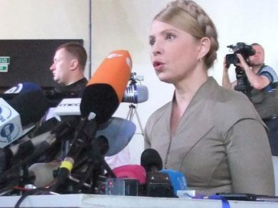 """Громкое заявление Тимошенко: """"Украина должна стать членом НАТО"""""""