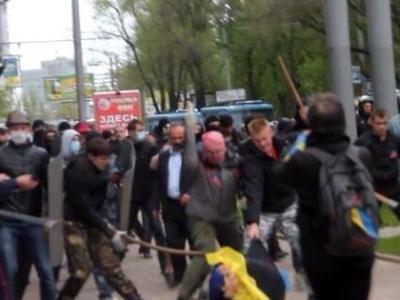 """США поддержали правительство Украины: """"Происходящее на востоке страны - это терроризм"""""""