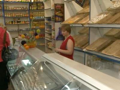 Краматорск и Славянск остались без хлеба (ВИДЕО)