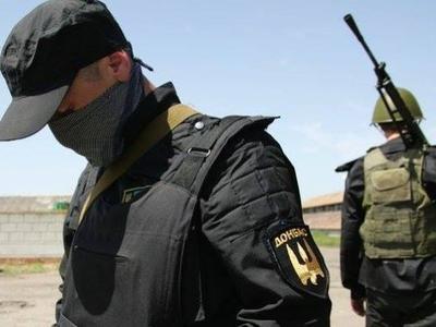 """Батальон """"Донбасс"""" попал в засаду и вырвался из окружения"""
