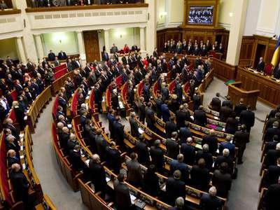 Верховная Рада не приняла постановление о вводе военного положения в Донбассе. Пока