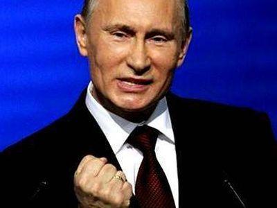 Пропавший Путин во всём признался (ВИДЕО)