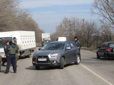 """Как правоохранители сегодня """"отрабатывают"""" Красноармейск (ВИДЕО)"""