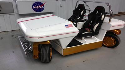 Марсомобиль от NASA