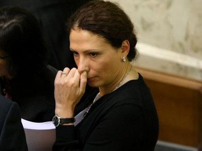 На сестру Левочкина завели уголовное дело