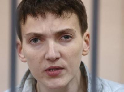 """Савченко  написала письмо украинцам: """"Буду жить"""""""