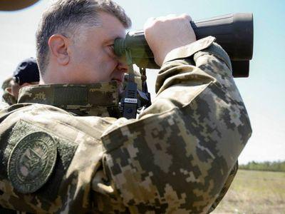 Порошенко сделал мрачный прогноз для Донбасса